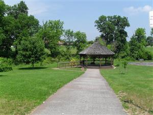 Gazebo at Dover Community Park